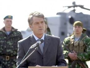 Ъ: Виктор Ющенко сотрясает ветви власти