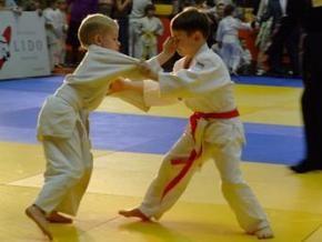 В секции дзюдо школьника обучат бесплатно