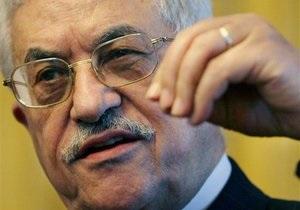Аббас раскритиковал формат израильской комиссии по расследованию перехвата Флотилии свободы