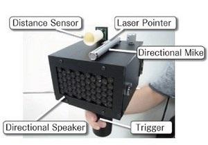 Японские ученые изобрели глушитель человеческой речи