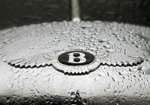 В Запорожье на таможне изъяли контрабандный автомобиль Bentley