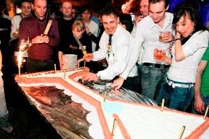 В Киеве  отгремел  праздник барменов!