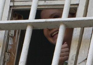 DW: Юлия Тимошенко год за решеткой - первые итоги
