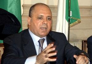 Глава МВД Ливии вместе с семьей прибыл в Египет