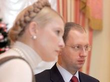 Яценюк, Тимошенко и лидеры фракций коалиции договорились о встрече