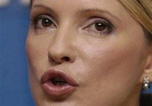 Тимошенко - Щербань - убийство Щербаня - Тимошенко просит европейских политиков и Лутковскую проконтролировать ее доставку в суд