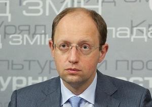 Яценюк: Нужно показать Партии регионов, что Одесса - это не один из районов Донецка