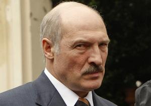Лукашенко: Деньги для расчета с Газпромом одолжил Алиев