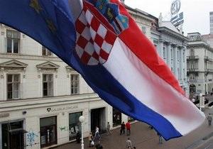 Вооруженная женщина ограбила хорватский банк