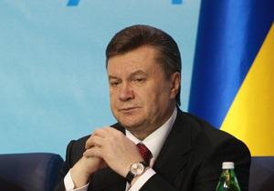 Опрос: Януковичу доверяют более половины украинцев