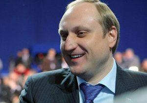 Сын Пшонки стал зампредом фракции Партии регионов