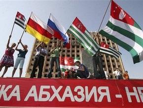 Парламент Беларуси рассмотрит возможность признания Абхазии и Южной Осетии
