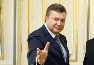 Янукович не исключил референдума по базированию российского флота в Украине