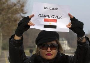 Сын Мубарака не будет претендовать на пост президента Египта