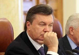 Разведчики: Силовики  разводят  Януковича, а окружение играет на его фобиях