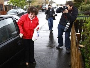 Сьюзан Бойл выписалась из больницы