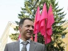 Рудьковский праздновал 1 мая на Майдане