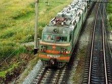 В Винницкой области загорелся одесский пассажирский поезд