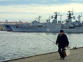В Севастополь зашел фрегат ВМС США Klakring