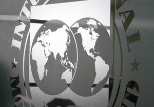 МВФ направляет миссию в Украину