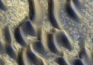 На Марсе обнаружили стеклянные дюны