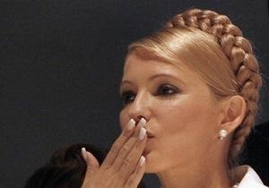 Батьківщина решила выдвинуть Тимошенко кандидатом в президенты