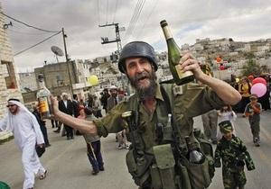 Иудеи всего мира отмечают праздник Пурим