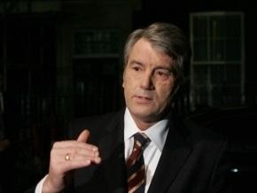 Ющенко оспорил в КС дату выборов, но готов договориться
