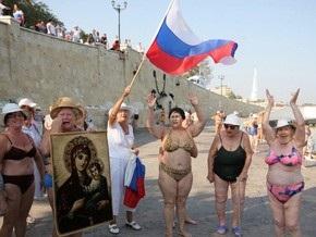 Совет Федерации РФ: Севастополь и ЧФ должны стать символом сотрудничества Украины и России