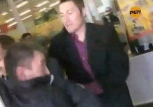 В Москве произошла драка между сотрудниками продуктового магазина и журналистами