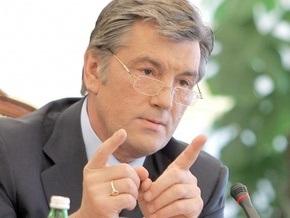 Ющенко пригрозил киевской власти: Придется отвечать