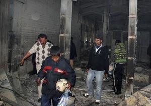 Во Франции не исключают, что число погибших в Ливии достигло двух тысяч человек