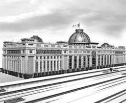 В 2011 году пассажирские поезда будут останавливаться на Дарницком вокзале в Киеве