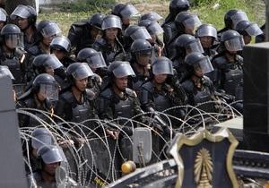 Премьер Таиланда и краснорубашечники готовы сесть за стол переговоров