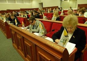 Сегодня Киевсовет намерен раздать без аукциона более сотни земельных участков