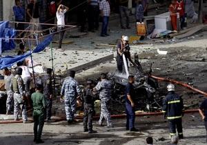 Взрывы в шиитских районах Багдада унесли около 60 жизней