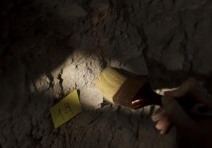 Главные археологические находки 2012 года