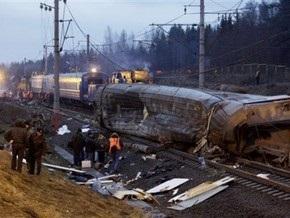 Подрыв Невского экспресса: Среди пострадавших может быть украинец