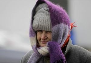Погода в Украине - В Украине из-за морозов погибли 83 человека