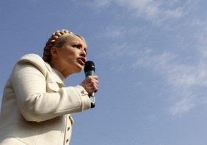 Тимошенко: Если не состоятся досрочные выборы, то через 2,5 года у нас вообще не будет страны