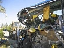 Причиной ДТП в Египте была лопнувшая покрышка грузовика