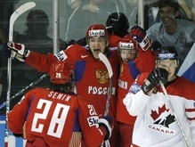 Фотогалерея: Российский триумф на родине хоккея