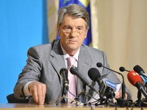 Ющенко попросил Литвина поскорее лишить Лозинского неприкосновенности