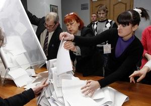 Новый опрос КМИС: В парламент проходят пять политсил, Партия регионов - явный лидер