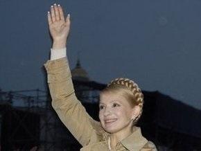 Тимошенко улетела на три дня в Японию