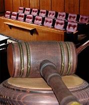 Пресс-конференция: «Суд присяжных в современной России: объективность или фикция?»