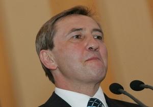 Черновецкий не вышел на работу после отпуска