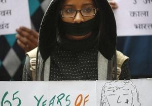 Отец изнасилованной индийской студентки назвал прессе ее имя