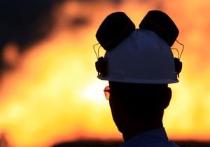 Ветер из США снизил мировые цены на нефть