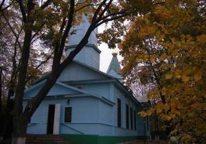 В Киеве на восемь тысяч гривен оштрафовали мужчину, который голым бегал по храму